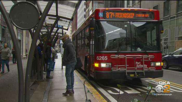 Port Authority Bus Driver Tests Positive For Coronavirus