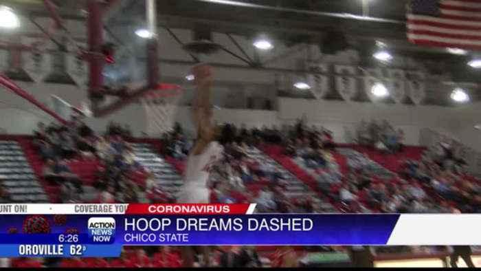 Hoop Dream dashed
