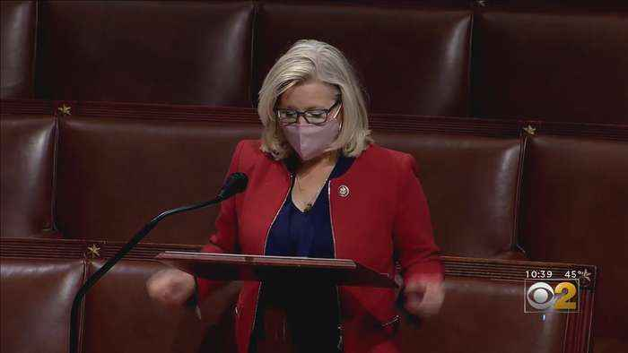 Congressional Republicans To Vote On Whether To Kick Rep. Liz Cheney Out Of Leadership