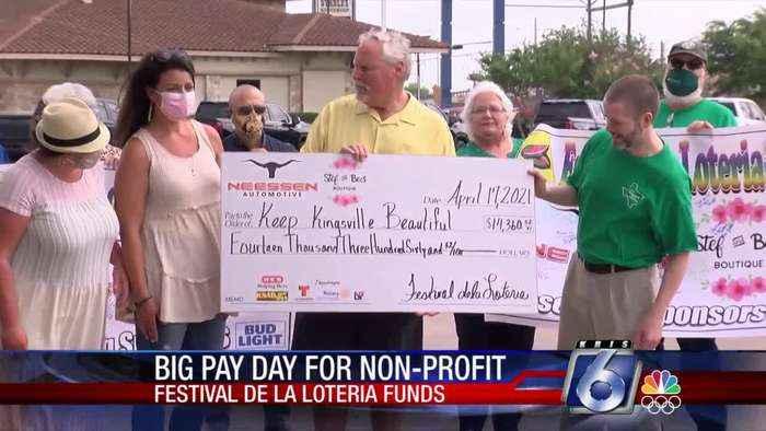 Kingsville's Festival De La Loteria a big success