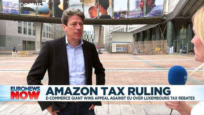 E-commerce giant Amazon wins appeal over Luxembourg tax rebates