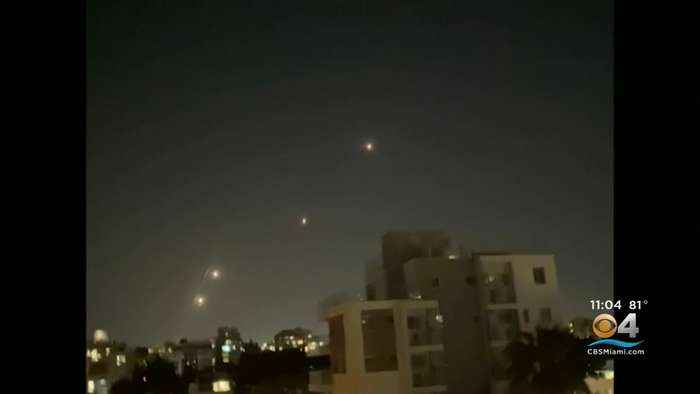 Israel Ramps Up Deadly Airstrikes In Gaza