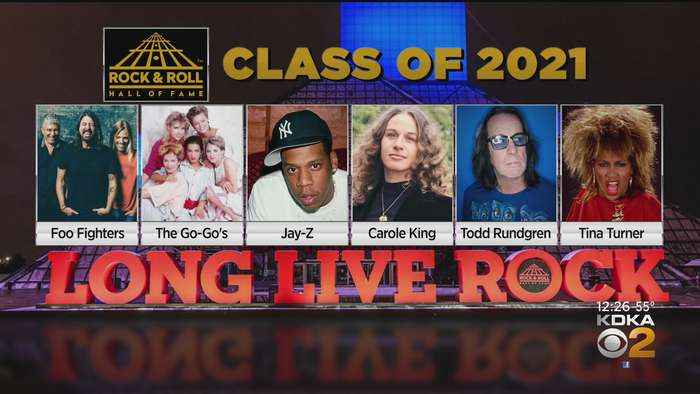 2021 Rock And Roll Hall Of Fame Inductees Announced