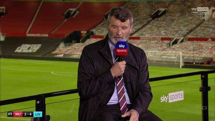 Keane slams Man Utd midfield