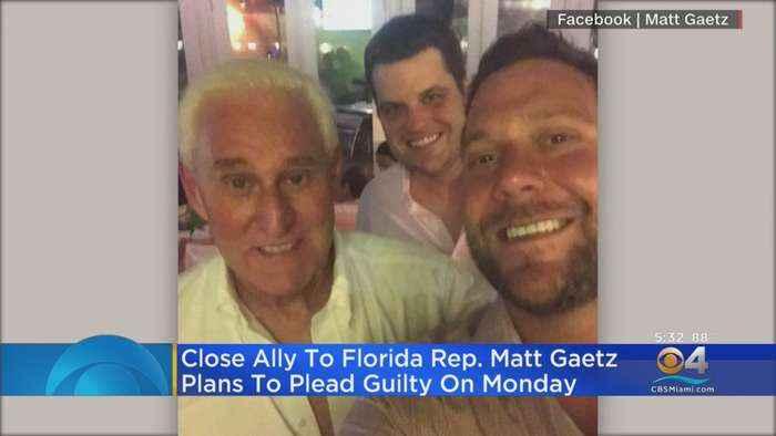 Florida Rep. Matt Gaetz Associate, Joel Greenberg, Expected To Plead Guilty, Cooperate With Prosecutors