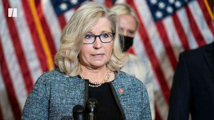Liz Cheney Blasts Fox Host Over Trump's 'Big Lie'