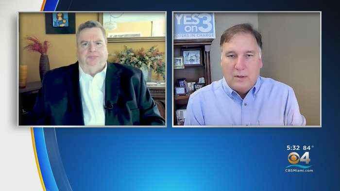 CBS4's Jim DeFede, John Sawinski Discuss Florida Gambling Measures