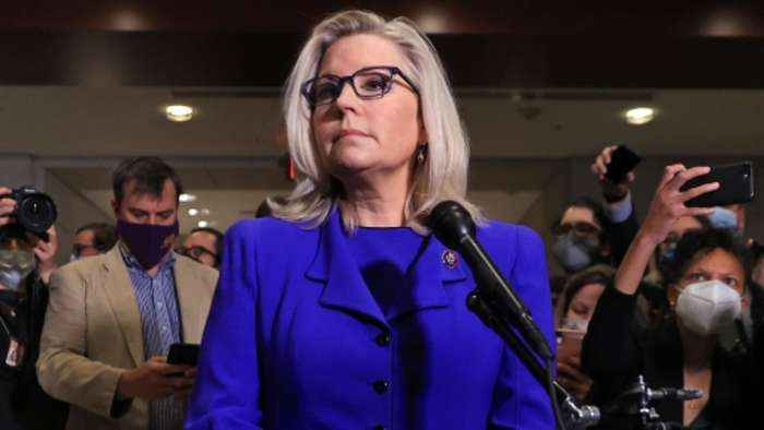 Why Liz Cheney's sacking by the Republicans matters