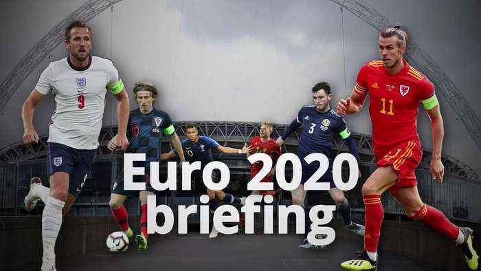 Countdown to Euro 2020: 10 days to go