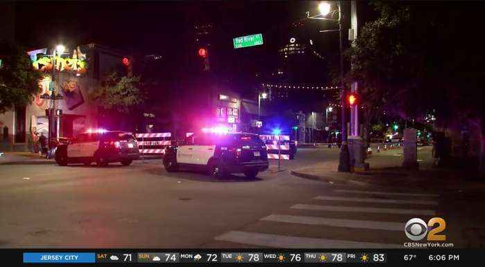 14 People Injured After Mass Shooting In Austin