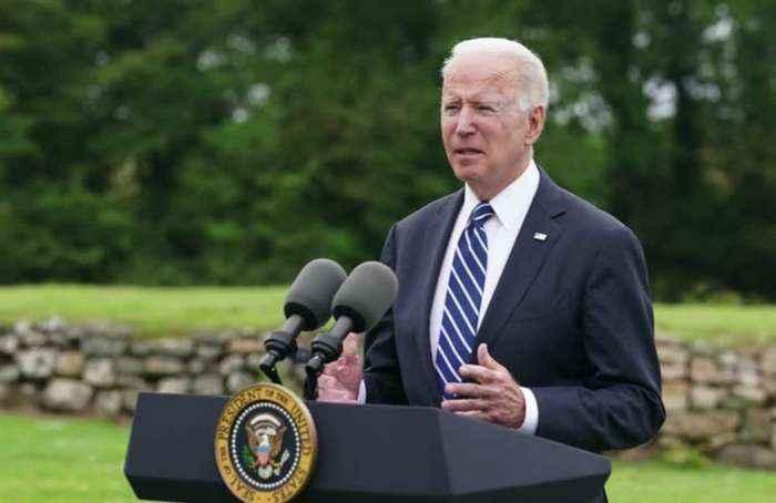 Biden to hold solo newser after Putin summit