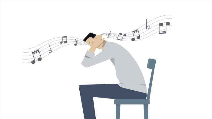 Earworms play an important role in helping memories form