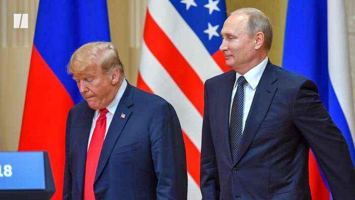 Flashback To 'Humiliating' Trump-Putin Summit
