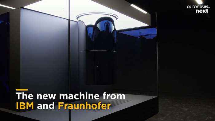 Europe's newest and most powerful quantum computer ever has just been unveiled in Germany