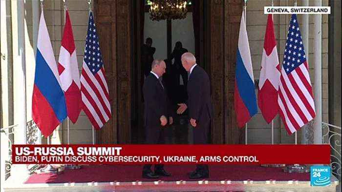 Biden, Putin discuss cybersecurity, Ukraine, arms control