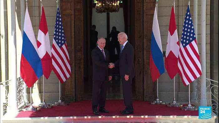 Biden-Putin summit: US, Russia agree to 'advance mutual interests'