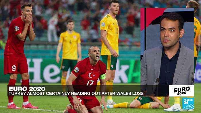 Euro 2020: Wales beat Turkey 2-0