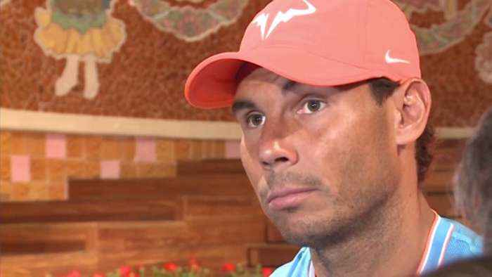 Rafael Nadal Will Not Compete at Wimbledon or Tokyo Olympics