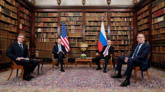 Biden warned Putin of consequences if Navalny dies in prison