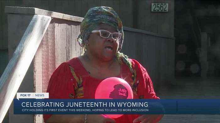 Celebrating Juneteenth in Wyoming