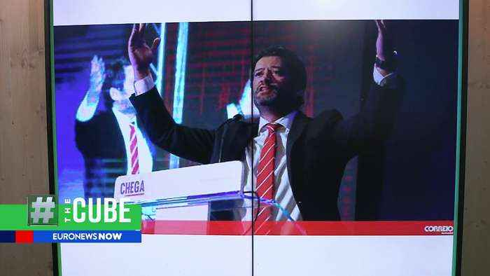 Andre Ventura: Facebook suspends Portuguese far-right leader over hate speech