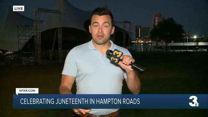 Celebrating Juneteenth in Hampton Roads