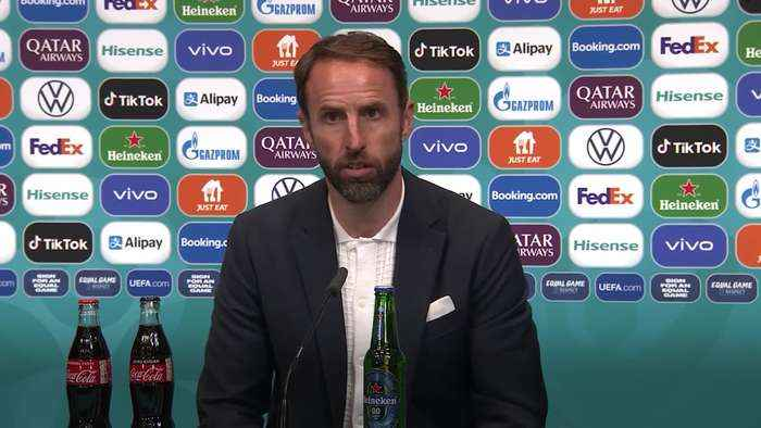 Gareth Southgate understands the reaction of fans after draw with Scotland