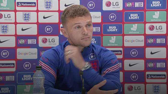 Kieran Trippier backs Harry Kane to start firing at Euro 2020