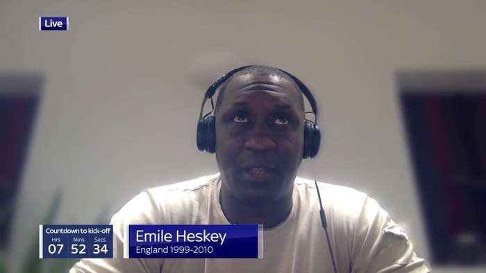 Heskey: Back Kane and he'll deliver at Euros