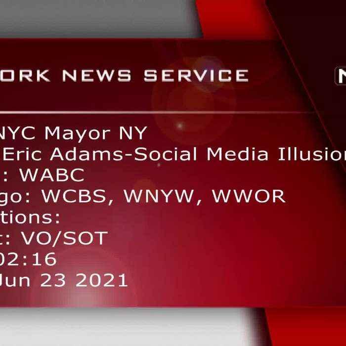 Eric Adams NYC Dem mayoral primary speech