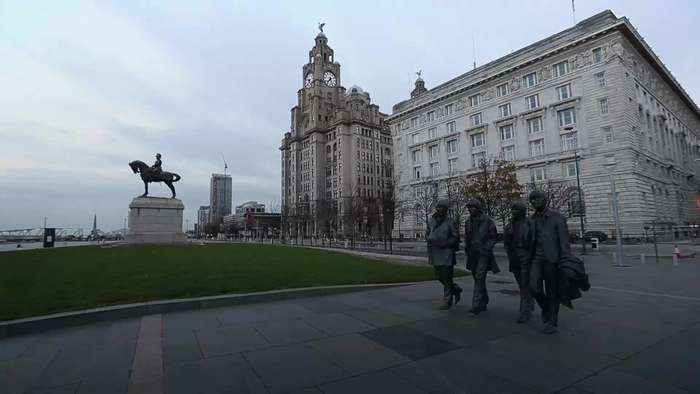 Liverpool loses its World Heritage status
