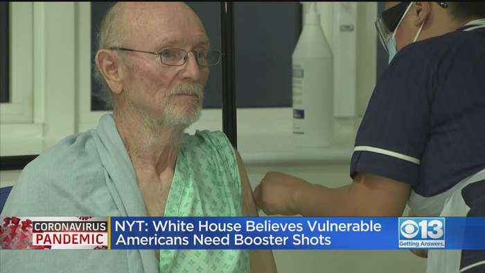 White House: Vulnerable Americans Need COVID Booster Shots