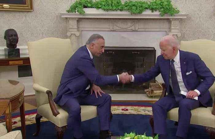 Biden, Kadhimi agree to end U.S. combat mission in Iraq