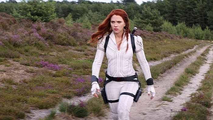 Scarlett Johansson Files Lawsuit Against Disney Over 'Black Widow' Disney+ Release   THR News