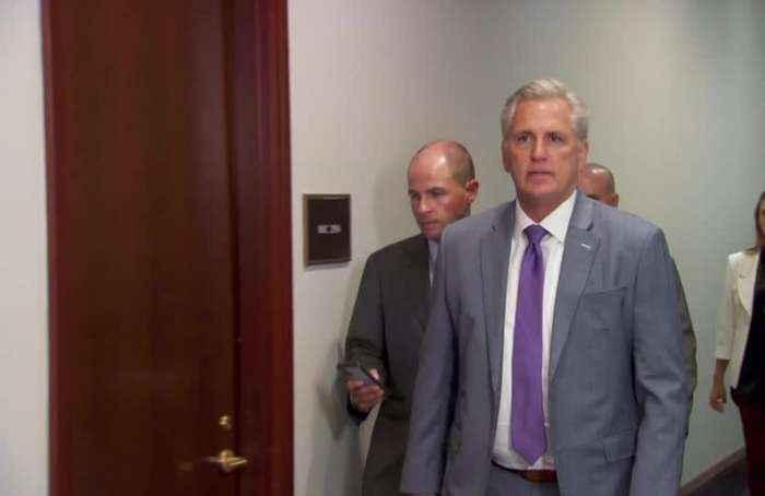 Drama in Congress as mask mandates return