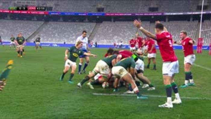 Mapimpi scores for South Africa
