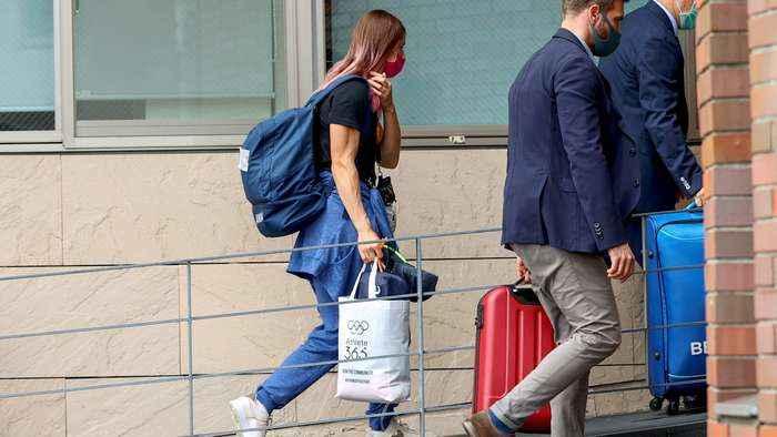 Poland grants humanitarian visa to Belarusian Olympic athlete