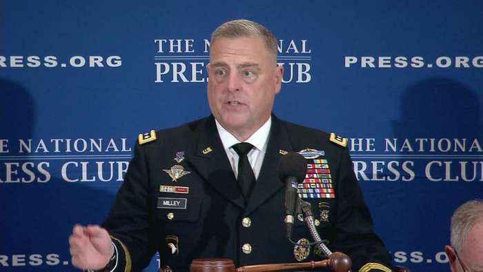 Profile: Gen. Mark Milley