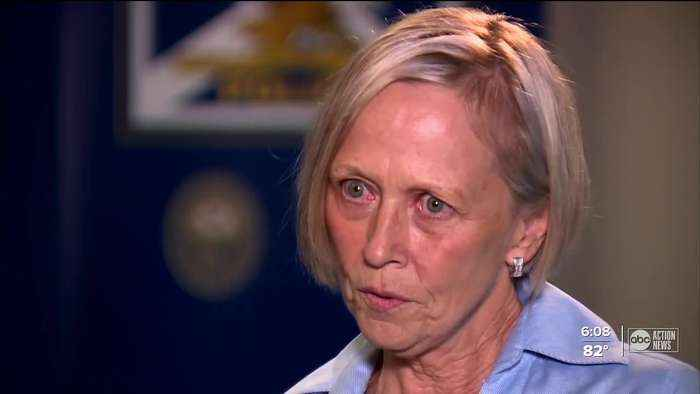 """""""Something has to change,"""" widow of unvaccinated FL police officer who died of COVID-19 speaks out about vaccines and mandat"""