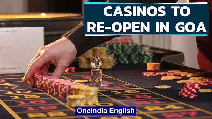 Goa to restart casinos from Monday with Covid 19 protocols | Oneindia News