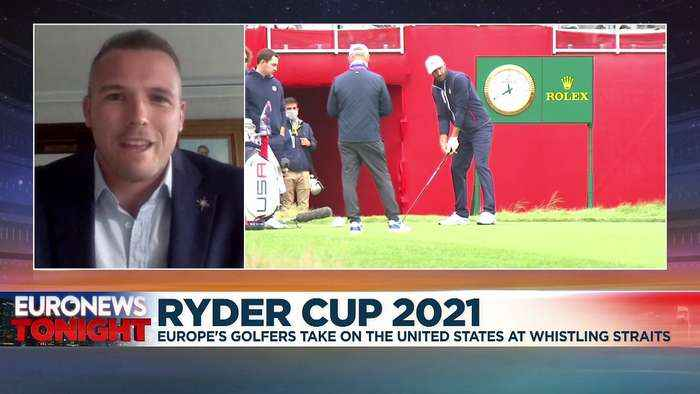 Ryder Cup 2021: United States lead Europe 6-2 after first day at Whistling Straits