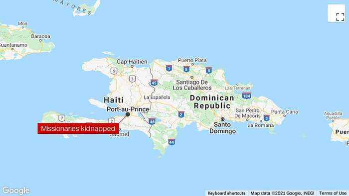 American missionaries reported as kidnapped by gang members in Haiti