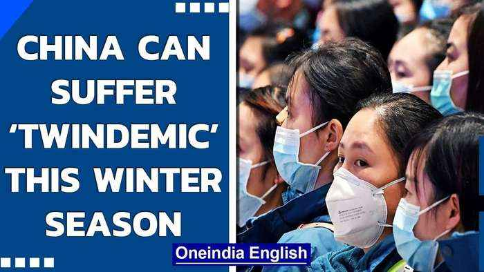 China can suffer 'Twindemic' of Covid19 and Influenza this winter | Oneindia News
