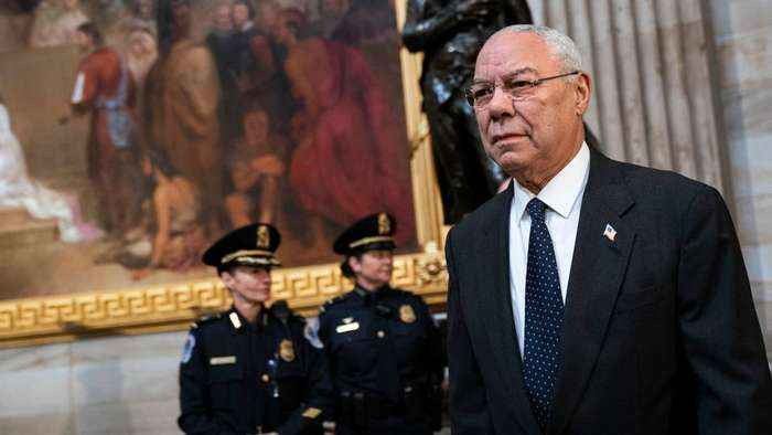 Wolf Blitzer reflects on the passing of General Colin Powell