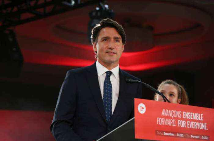 Canada's Trudeau Apologizes After Skipping Ceremony for Indigenous School Victims