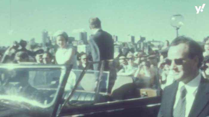 Watch: Queen Elizabeth II arrives at the Sydney Opera House for 1973 opening