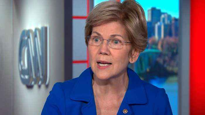 'You're surprised?': Warren on corporations resisting taxes