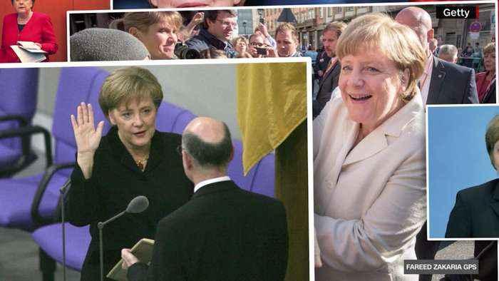 On GPS: The Post-Merkel future