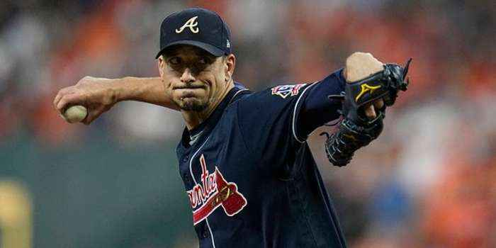 Braves Pitcher Charlie Morton Out of World Series After Leg Fracture