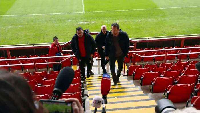 New Wrexham owners inspired by club's history and community